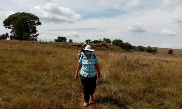 Tree Walk in the Crocodile River Reserve